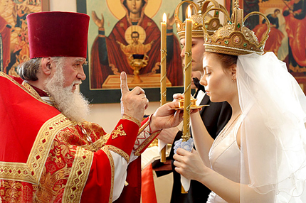 Для чего нужен обряд венчания в церкви